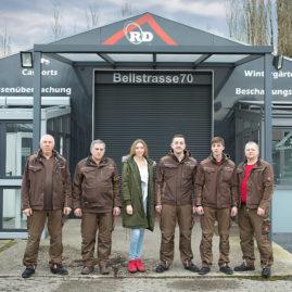 RD Überdachung Team